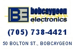 Bobcaygeon Electronics